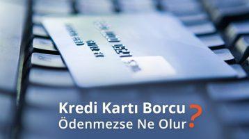 Kredi Kartı Borcu Ödenmezse Hapis Cezası Var Mı?